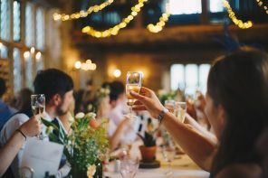 5 Ways to Ensure Your Wedding Reception is as Spectacular as You Are!