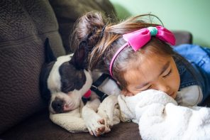 The 6 best pets for young children